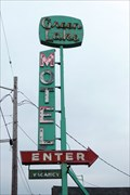 Image for Green Lake Motel Sign - Seattle, WA
