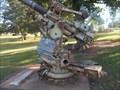 Image for 3 Inch 50MM Deck Gun - VFW War Memorial - Bristow, OK