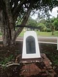 Image for World War 1 Memorial - Doolbi, Qld, Australia