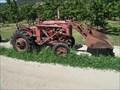 Image for McCormick Farmall 100 Tractor - Gatzke's Farm Market - Oyama, British Columbia