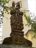 Image for Sousoší Nejsvetejší Trojice - Horepník, Czech Republic