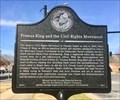Image for Primus King and the Civil Rights Movement - Columbus, GA