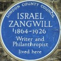 Image for Israel Zangwill - Old Ford Road, London, UK