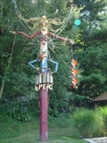 Image for Peace Totem - Beckley, WV