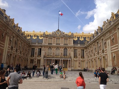 The Palace of Versailles  by Al Stewart - Versailles, 2014