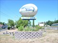 Image for World's Largest Egg - Winlock, Washington
