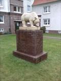 Image for Bärenstatue im Wohnviertel Königsbrügge - Bielefeld, Germany