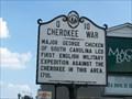 Image for Cherokee War Q10