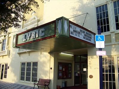 lyric theatre stuart fl vintage movie theaters on