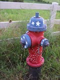 Image for Red, White, and Blue - Wartrace, TN
