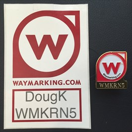 WMKRN5 Sticker & Pin