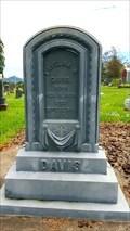 Image for Lavelma R. Davis - Pleasant Hill Cemetery - Pleasant Hill, OR