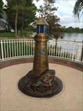 Image for Disney lighthouse to keep spotlight on boy killed by gator - Lake Buena Vista, FL
