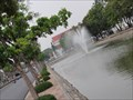 Image for Queen Mother Park Fountain—Chachoengsao, Thailand.