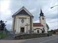 Image for Kostel sv. Bartolomeje (Wiki) - Brno-Zebetin, Czech Republic