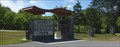 Image for Sidney  Veterans Memorial Park gate - Sidney, NY
