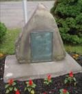 Image for World War II monument - Harpursville, NY