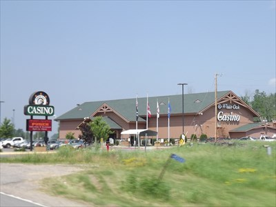 White oak casino hotel mn