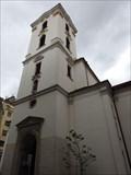 Image for Jezuitský kostel Nanebevzetí Panny Marie (Wiki) - Brno, Czech Republic