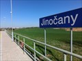 Image for Train Station -  Jinocany, Czech Republic