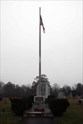 Image for Memorial to all veterans - Barrow Memorial Gardens, Winder, GA.