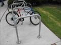 Image for Library bicycle tenders - Menlo Park, California
