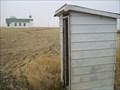 Image for Outhouse, St. Basil Church, Mossman, South Dakota