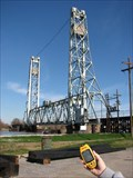 Image for Vertical lift Bridge, Beaumont, Texas  no name