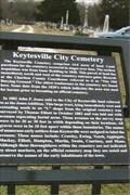 Image for Keytesville City Cemetery - Keytesville, MO