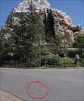 Image for Disneyland--SW of Matterhorn
