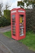 Image for Red Telephone Box - Barsby, Leicestershire, LE7 4RB