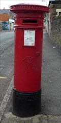 Image for Victorian Pillar Box - Priest Road, Cardiff, Wales, UK