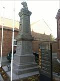 Image for WW I Monument Lauw, Tongeren, Limburg, Belgium