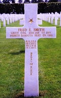 Image for Fred E. Smith-Lorraine, France