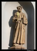 Image for St. Francis Seraphicus (St. Francis of Assisi), Prague, Czech Republic