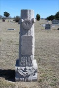 Image for G.R. Wilson - Megargel Cemetery - Megargel, TX