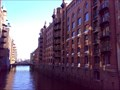 Image for LARGEST historic warehouse building complex of the World - Speicherstadt - Hamburg, Germany