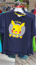 Image for Pikachu on a T-Shirt - Rudolstadt/ Thüringen/ Deutschland