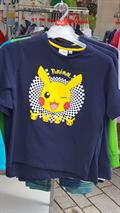 Image for Pikachu on a T-Shirt - Rudolstadt/ Thüringen/ Deutschland