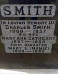 Image for 101 - Mary Ann (Cathcart) Smith - Pinecrest, Ottawa, Ontario