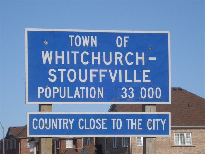 Whitchurch stouffville on canada