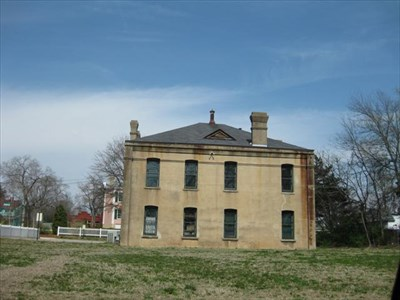 Old Clarke County Jail - Athens, GA - Retired Prisons on