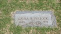 Image for 104 - Laura R. Pollock - Rose Hill Burial Park - OKC, OK