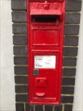 Image for Victorian Wall Post Box - Midgham, near Thatcham, Bershire, UK