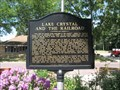Image for Lake Crystal and the Railroad Historical Marker – Lake Crystal, MN
