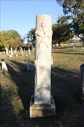 Image for W. B. Blankenship -- Pioneer Cemetery, Garland TX