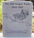 Image for The Old Oregon Trail, 1843-1857