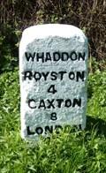 Image for Mile Stone - A10, Kneesworth, Cambridgeshire, UK.