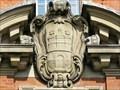 Image for Hamburg-Wappen am ehemaligen Dienstgebäude der Hamburger Landherrenschaften - Hamburg, Germany