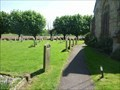 Image for Churchyard, St. Denys', Severn Stoke, Worcestershire, England